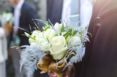 beautiful bouquet celebration ceremony